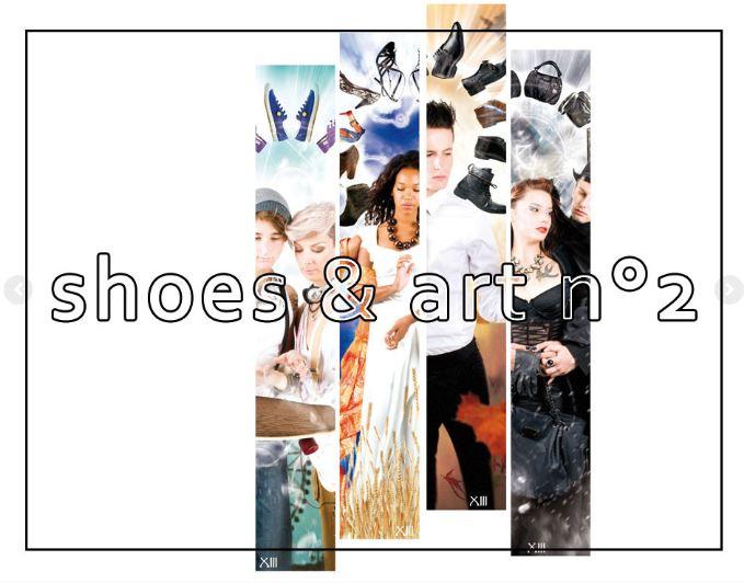 shoes art projet 2 nicolas dumas
